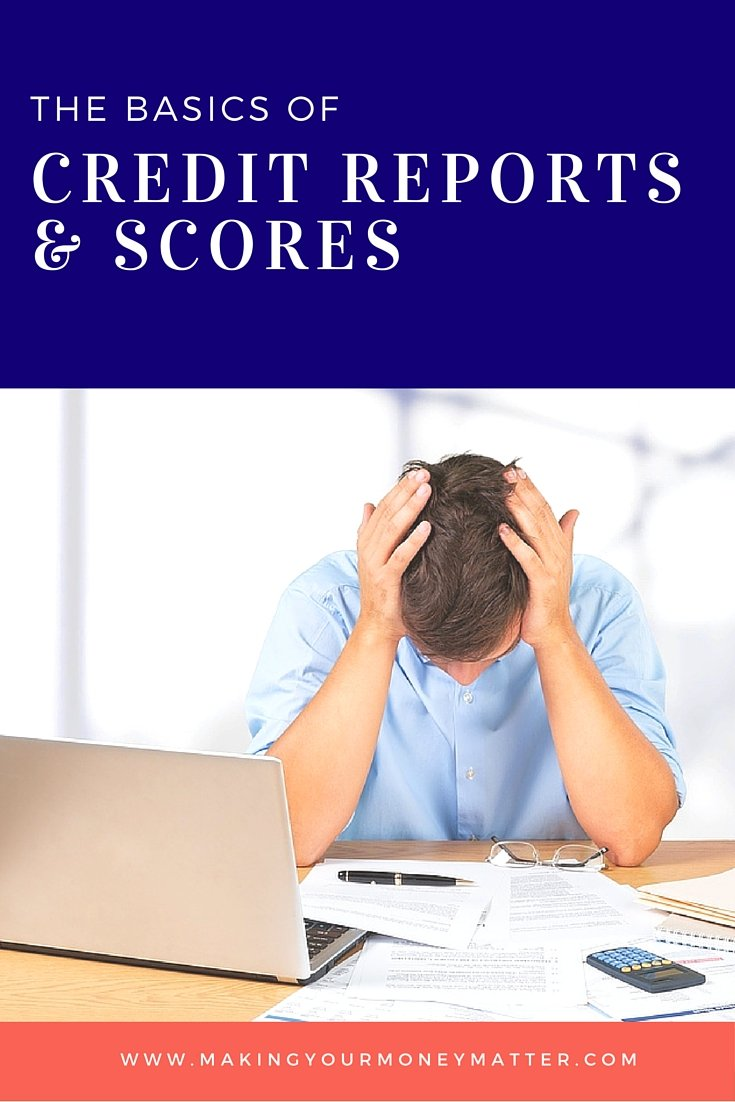 Learn the basics of why it's important to check your credit reports and scores and the information that it contains.