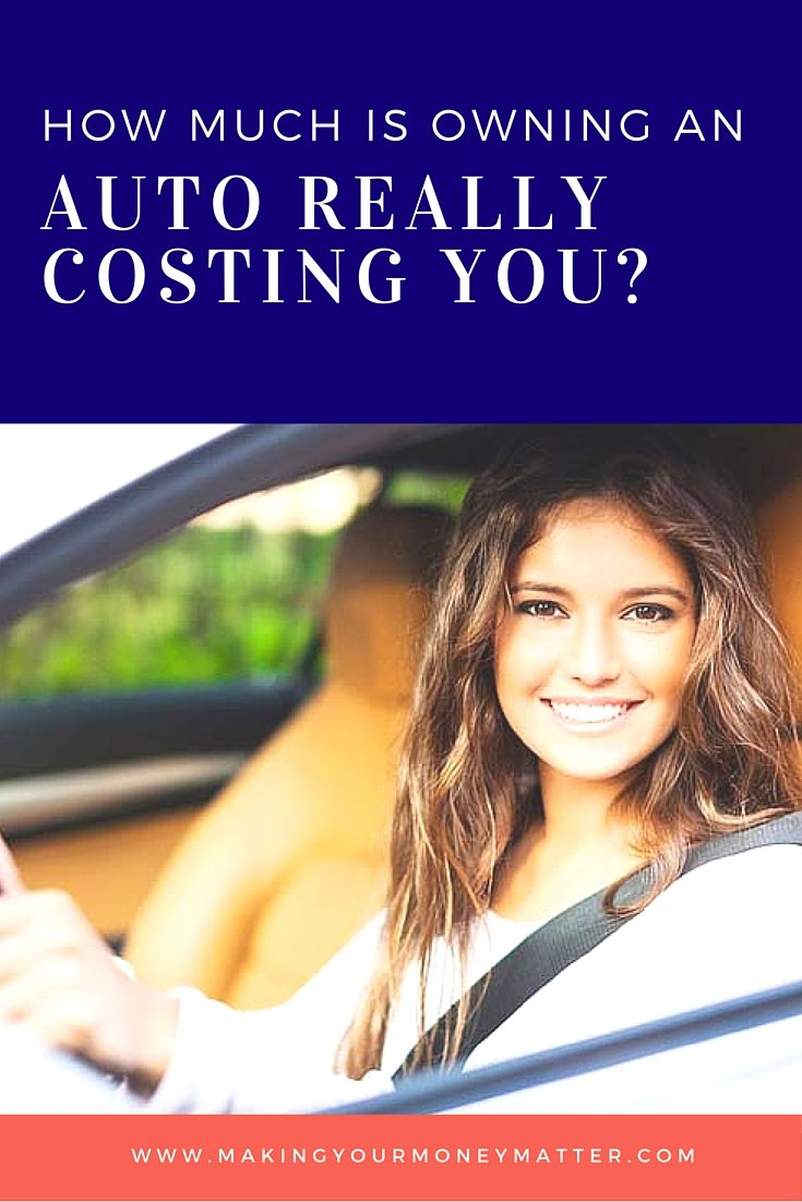 Do you know what it costs to own an auto every year? AAA studies show it's over $9,000 per year on average! Calculate the costs of your own personal auto using this free spreadsheet.
