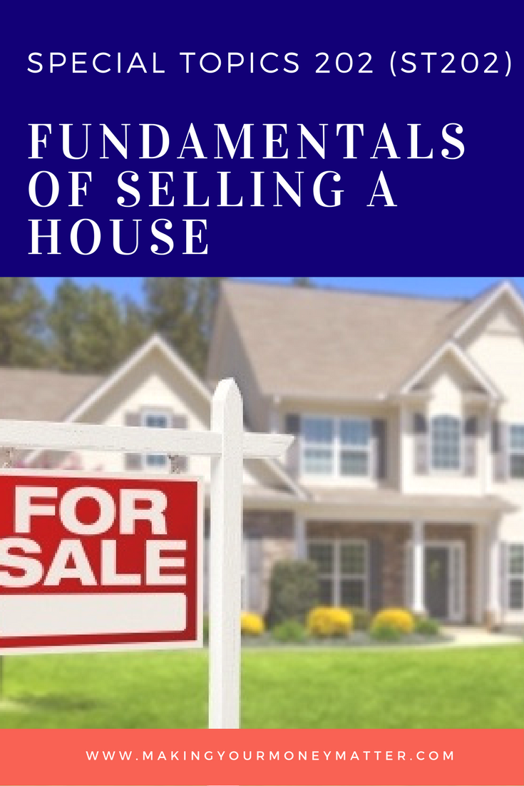 Fundamentals of selling a home - Everything you need to know to calculate how much you'll get from your home sale, including an editable spreadsheet!