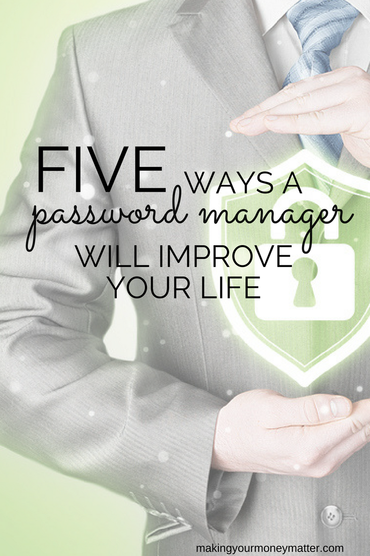 A password manager is an important tool to enable you to securely store all of your passwords.They offer so many amazing features as well!