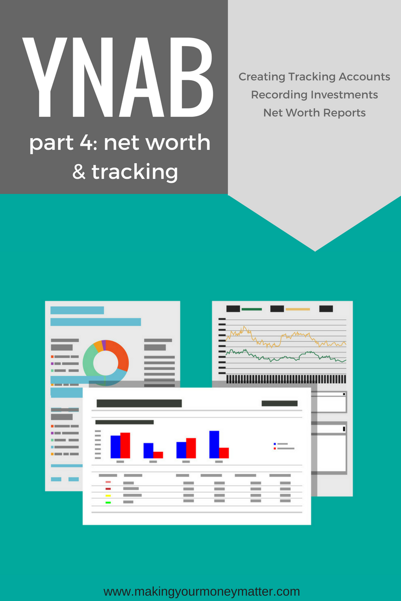 Learn how to manage non-budgeting accounts and calculate your net worth using YNAB. See your entire financial picture at a glance and improve your budget.