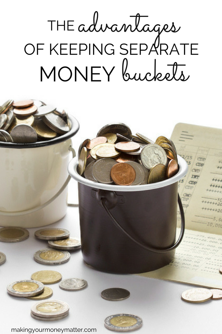If you don't have separate savings buckets for your goals, you are missing out on some major advantages! Not only do you save more but also can spend more guilt-free. And who doesn't want that?